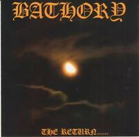 BATHORY - THE RETURN...... (1985/2003) Swedish Black Metal CD Jewel Case+GIFT