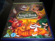 The Jungle Book - DVD - 2 Disc Platinum Edition - Region 2 PAL - 2007 - Disney