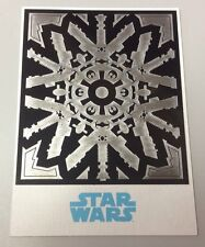 Topps Star Wars Journey to the Force Awakens Russell Walks Rare Sketch Card 1/1