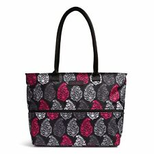 "Vera Bradley Beautiful ""Northern Lights"" Lighten Up Expandable Travel Tote NWT!"