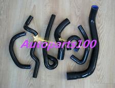 Black Silicone Coolant Hose kit for NISSAN SKYLINE GT-S/GT-T R33 R34 RB25DET
