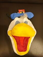 Walt Disney Mickey & Co. Sleepy Heads Donald Duck Nylon Fun Pouch