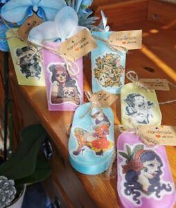 Halloween handmade soap , perfect gift For Kids Women