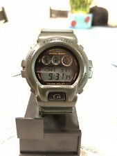 Casio G Shock G-6900KG Rare Military Green Tough Solar