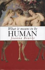 What It Means to Be Human: Historical Reflections from the 1800s to-ExLibrary