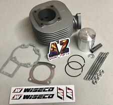 Kawasaki KFX80 100cc Big Bore Top Rebuild Kit Wiseco Piston Gaskets Cylinder