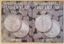 Complete Walking Liberty Half Dollar Set 1916 - 1947 KEY Dates 1921 & 1921-D