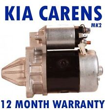 KIA CARENS MK2 MK II - (FJ) 1.6 MPV 2002 2003 2004 - 2010 STARTER MOTOR