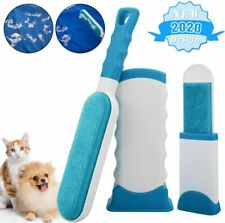 Lint remover Pet Hair Remover Dog And Cat Hair Remover Brush Fur With Self-Clean