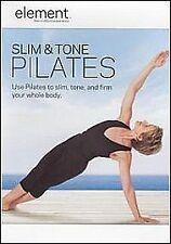 Element Slim Firm And Tone Pilates Exercise Workout Slimming DVD NEW FAST P&P