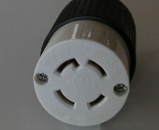 L14-30 Locking Female Generator Plug 30A 125/250V (L14-30C) UL Listed