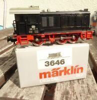 Märklin 3646 Stangen-Rangier-Diesellok BR 236 411-WR 360 M DB Epoche 4 neuwertig