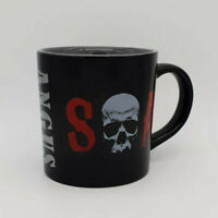 BNIB Genuine SOA Merchandise  Print 400ml Barrel Ceramic Coffee Mug