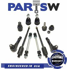 10Pc Suspension Steering Kit for Ford Explorer & Mercury Mountaineer Ball Joints
