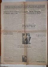 Scelba Stati Uniti Asilo al Torrione Salerno Guerra Indocina Churchill Trieste