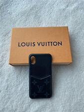 Louis Vuitton Monogram Eclipse Iphone X/Xs Case