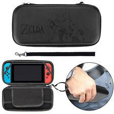 For Nintendo Switch Game Travel Hard Carry Srorage Case Bag Zelda Protector'