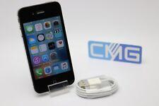 Apple iPhone 4s - 16GB - Schwarz (Ohne Simlock) A1387 (CDMA + GSM) Top Zustand