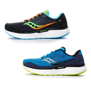 Saucony Triumph 18 Men's Running Shoes Sneakers S20595 Select 1
