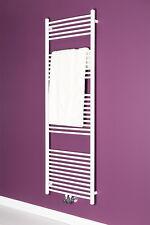 Handtuchheizkörper Badheizkörper 1760x600mm Weiß gerade