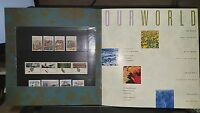 U.S Postal Services COMMEMORATIVE STAMP CLUB LOT 2 OUR WORD IMAGES OF NATURE