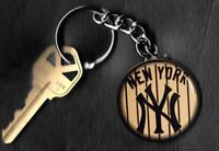 New York Yankees Retro LOGO Keychain Key Chain