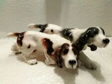 Goldscheider Figur 2 Hunde
