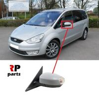 FOR FORD GALAXY 06-15 NEW WING MIRROR ELECTRIC HEATED PRIMED LEFT LHD INDICATOR