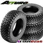 4 Atturo Trail Blade M/T 35X12.50R20 121Q 10PR All-Season Truck Mud Tires