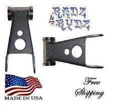 "1987-04 Dodge Dakota Durango 4WD Magnum 2"" Lift Raise Shackle Shackles Kit"