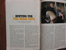 1967 TV Guide(SIGRID VALDIS/HOGANS HEROES/ROGER MOORE/BARBARA WALTERS/CURT GOWDY