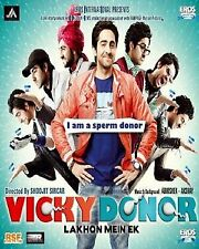 BISHWADEEP CHATTERJEE - Vicky Donor - CD - Soundtrack - *BRAND NEW/STILL SEALED*