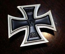 WW1 WWI German Iron Cross 1914 pinback medal award 1st class