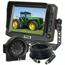 """FORKLIFT TRUCK 5""""MONITOR REAR VIEW BACKUP CAMERA SYSTEM"""