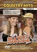 COUNTRY HITS SUNFLY KARAOKE MULTIPLEX DVD 12 HIT SONGS