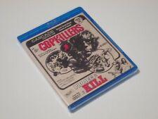 COP KILLERS & PROJECT: KILL Blu-Ray DARK FORCE - NEW