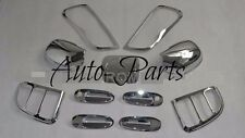 For 1996 - 2000 Toyota Rav4 Rav 4 Chrome Accessory ABS Molding Trim Kit Set