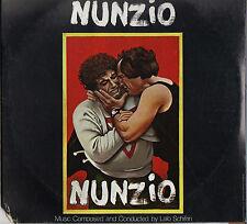 """LALO SCHIFRIN """"NUNZIO"""" B.O. FILM 1978 LP scellé ! MCA 2374"""