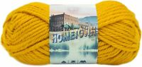 Lion Brand Yarn 135-159 Hometown USA Yarn, Madison Mustard