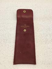 Bolsa Servicio PATEK PHILIPPE Service Pouch - Suede Leather Piel - Watches