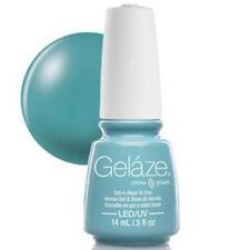 Gelaze China Glaze Color Gel-n-Base Gel Polish 81625 - FOR AUDREY New 14ml