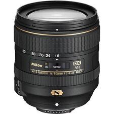 Nikon AF-S DX NIKKOR 16-80mm F2.8-4E ED VR Lens 20055, London