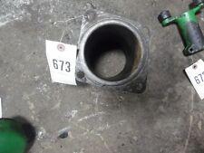 JD 3020 diesel tractor seriel #T113R108897R engine oil filter sleeve Tag #673