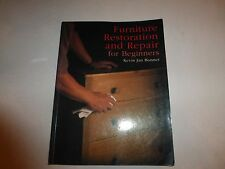 USED (VG) Furniture Restoration and Repair for Beginners by Kevin Jan Bonner 150