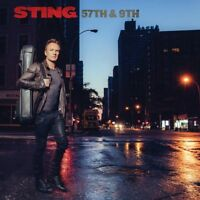 57Th & 9Th Deluxe - Sting CD Sealed ! New !