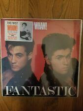 Wham! - Fantastic LP vinyl record NEW sealed RARE OOP