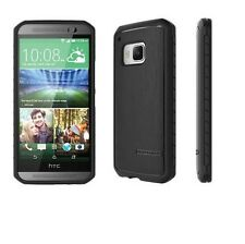 OEM Body Glove Satin Thin Case Cover for HTC ONE M9 Verizon AT&T Sprint Black