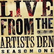 Live From The Artists Den Season One Various Artists CD BRAND NEW DIGIPAK
