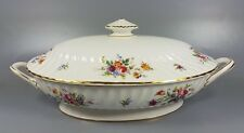 MINTON MARLOW S309 OVAL COVERED VEGETABLE DISH / TUREEN (PERFECT)