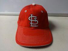 Vintage 1990's MLB St. Louis Cardinals Signatures Adj Strap Cap Hat Men OSFA